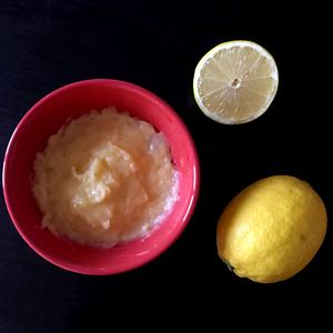 Ze tarte au citron meringuée sans gluten !! - Place au lemon curd ©Because Gus