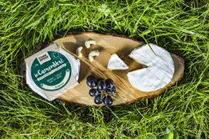 A la découverte du fromage vegan ! - Le CamemVert de ©Tomm Pousse