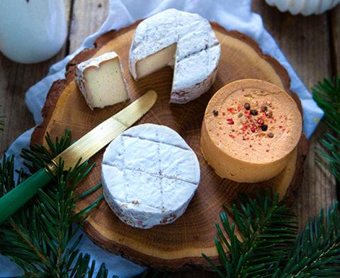 A la découverte du fromage vegan ! ©Jay & Joy