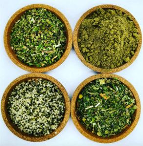 Cuisiner sans gluten au chanvre, ça défonce ! - Le chanvre dans tous ses états ©Hello Joya