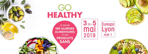 Le programme du salon Go Healthy !