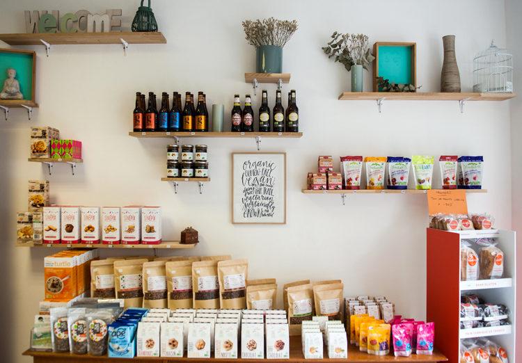 Madame Gaspard - boutique 100% sans gluten à Paris