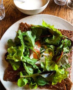 Quelques recettes traditionnelles sans gluten ! Les galettes c'est chouette ! ©Breizh Café