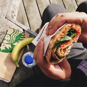 Enfin du sans gluten chez Starbucks en France !! - Et le prix ? ©Starbucks France