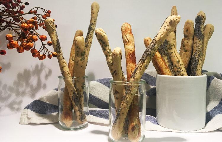 Et voici la recette des gressins sans gluten ! ©Because GusEt voici la recette des gressins sans gluten ! ©Because Gus