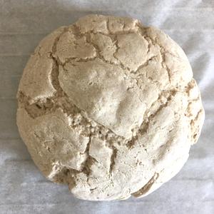 Qui veut la recette du pain sans gluten ?! - Oh le beau pain ! ©Because Gus