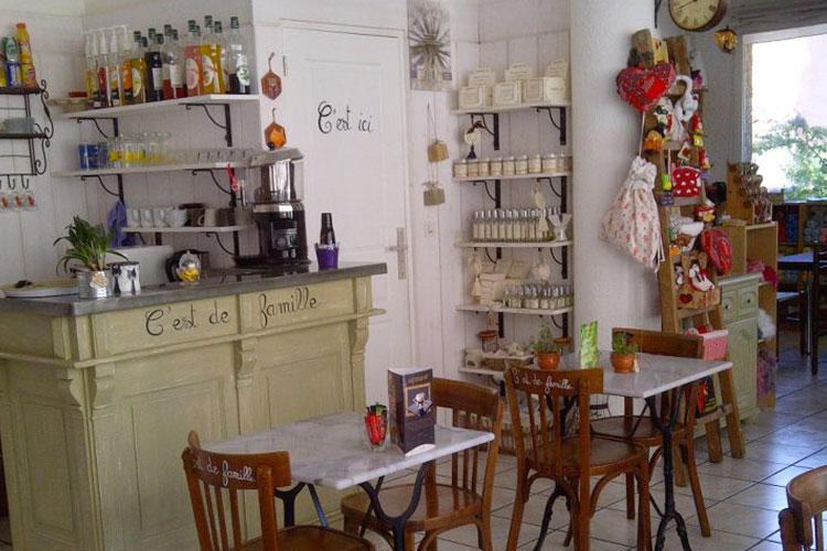 C'est de Famille - 100% sans gluten à Marseille ©C'est de Famille