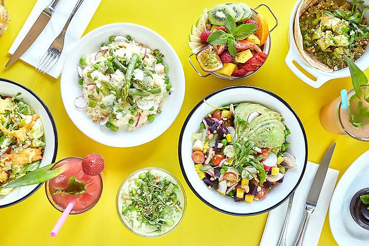 Paradis Marguerite - sans gluten à Paris ©Paradis Marguerite
