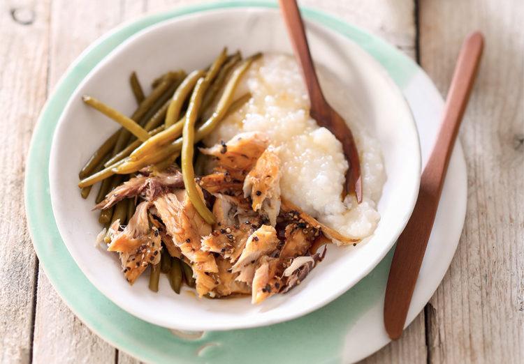 La recette feel good sans gluten de Tiphaine Campet ©Catherine Madani