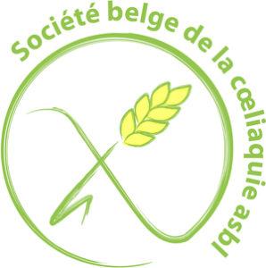 Qu'est-ce que la Société Belge de la Cœliaquie ?! - Le logo de la ©SBc