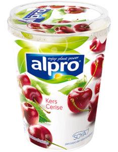 Avalanche de yaourts sans lactose ! ©Alpro