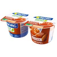 Avalanche de yaourts sans lactose ! ©Bjorg