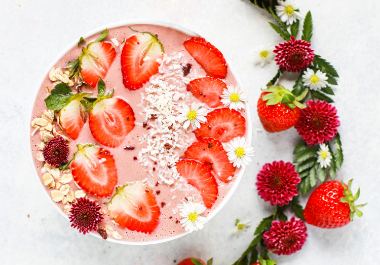 Avalanche de yaourts sans lactose ! ©Brenda Godinez