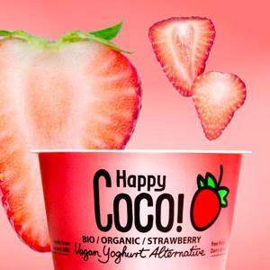 Avalanche de yaourts sans lactose ! ©Happy Coco!