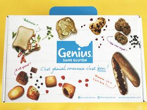 On croustille de plaisir avec la baguette sans gluten de Genius ! - Qui tente sa chance ?! ©Because Gus