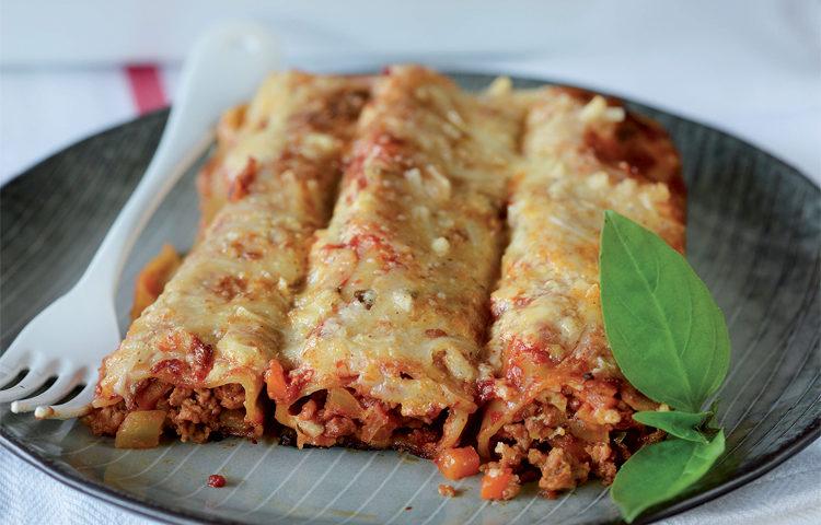 La recette des cannellonis sans gluten et vegan ©Laura Veganpower