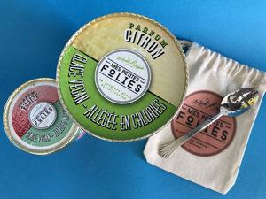 Glaces sans gluten : pour lesquelles craquer ?! Petit ou grand pot ?! ©Because Gus