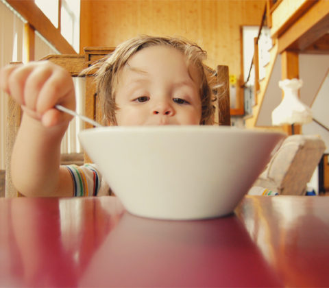 Expliquer la maladie cœliaque aux enfants ©Hal Gatewood