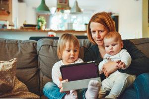 Expliquer la maladie cœliaque aux enfants - Des questions ? ©Alexander Dummer