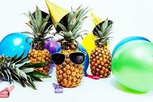 C'est l'Opération Journées de la Maladie Cœliaque ! C'est aussi la fête !! ©Pineapple Supply Co
