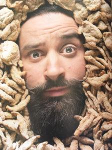 On cuisine aux... Protéines de Soja Texturées ?! ©Laura Veganpower - Fou de PST ! ©Laura Veganpower