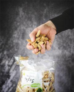 On cuisine aux... Protéines de Soja Texturées ?! Les protéines de soja texturées ©Laura Veganpower