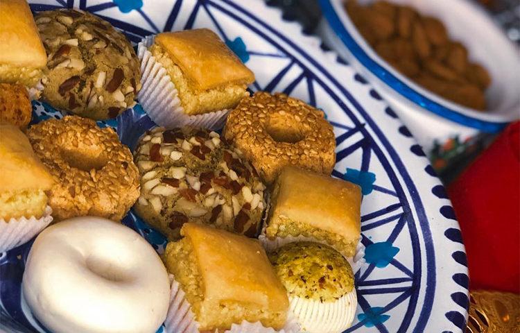 Toutes les pâtisseries orientales sans gluten ! ©Masmoudi
