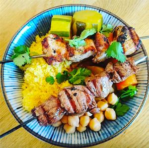 Où manger un couscous sans gluten ? ©Couscous Deli
