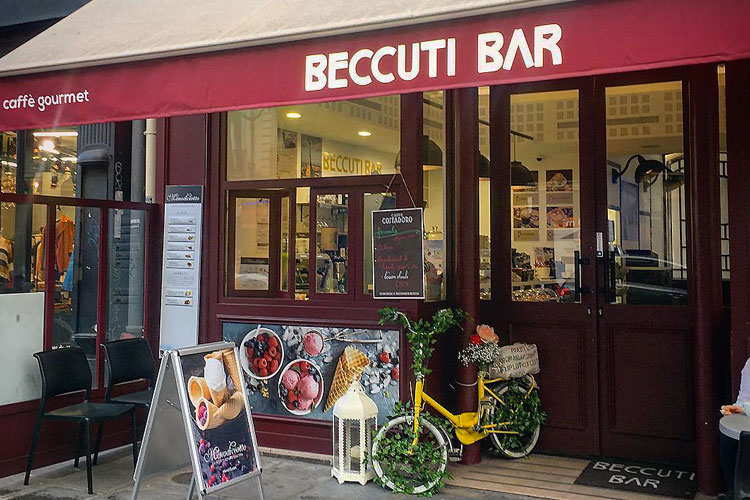 Beccuti Bar - sans gluten à Paris ©Beccuti Bar