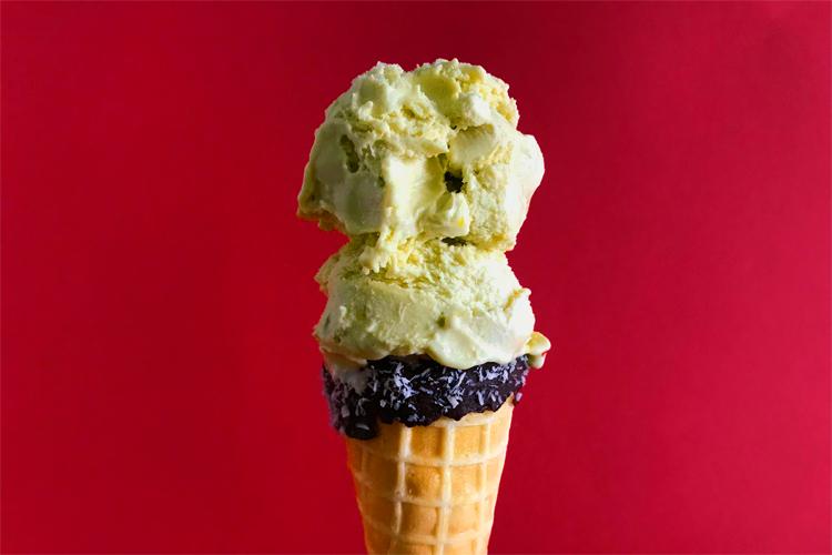 Qui veut gagner des cornets de glace sans gluten ? ©Because Gus