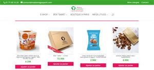 Le guide des e-shops sans gluten ! ©Madame Gaspard