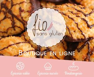 Le guide des e-shops sans gluten ! ©Fio Sans Gluten
