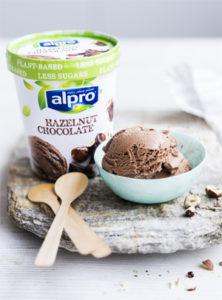 Glaces sans gluten : pour lesquelles craquer ?! ©Alpro