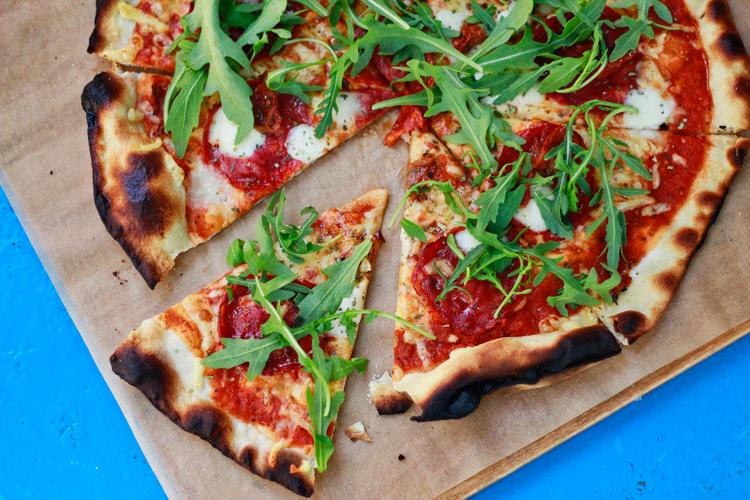 Guide des pizzas sans gluten à Paris ©Vita Marija Murenaite