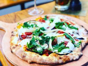 Guide des pizzas sans gluten à Paris ©Chez Ma Poule