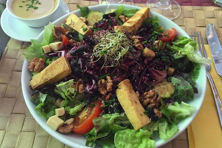Le Potager du Marais - sans gluten à Paris ©vaniemi