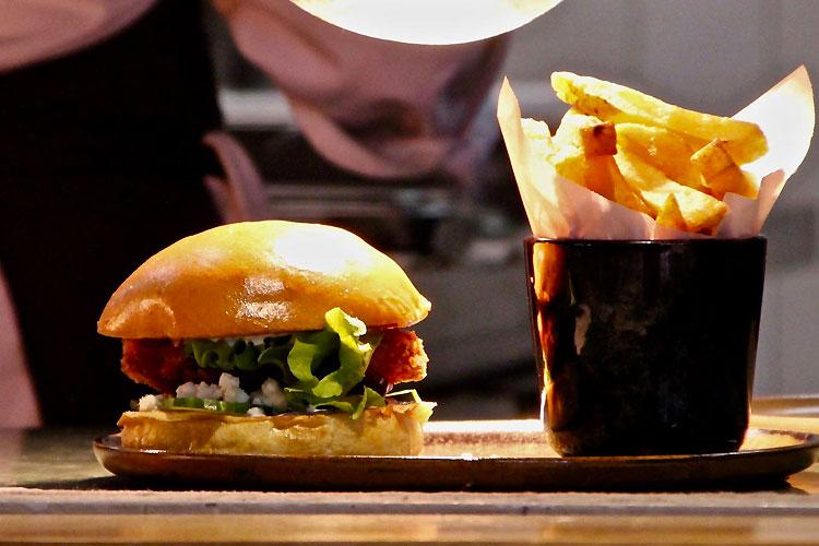 Guestburger - sans gluten à Porto-Vecchio ©Guestburger