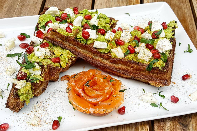La Gaufrerie - sans gluten à Paris ©La Gaufrerie