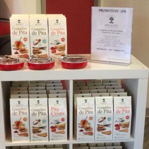Louise Sans Gluten - 100% sans gluten à Dorval ©Louise Sans Gluten