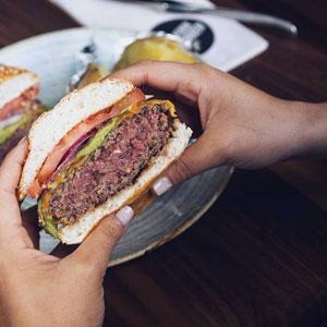 New York Burger - sans gluten à Madrid ©New York Burger