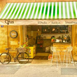 Ojus - 100% sans gluten à Aix-en-Provence ©Ojus