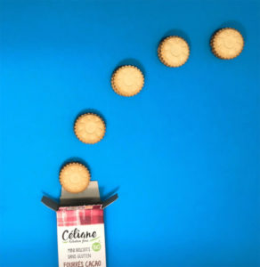 Gagnez vos biscuits fourrés sans gluten avec Céliane ! Yeah enfin ! ©Because Gus