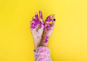 Gluten dans le savon et le shampooing, un problème ? © Nicole Honeywill