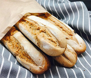 Le guide des boulangeries sans gluten en France ! ©Happy F'eat