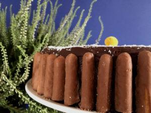 Un gâteau d'anniversaire sans gluten à tomber ! ©Because Gus
