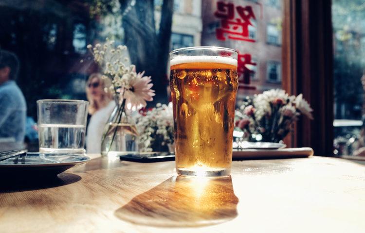 Et une bière sans gluten s'il vous plaît ! ©Seth Weisfeld