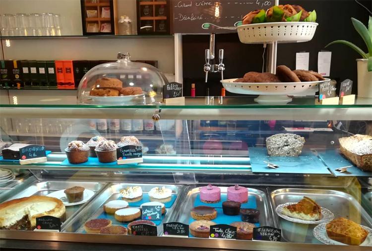 La Cafetière Fêlée - 100% sans gluten à Nantes