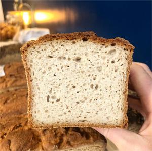 Grégoire de Délice Sans Gluten pâtissier-boulanger à Lyon