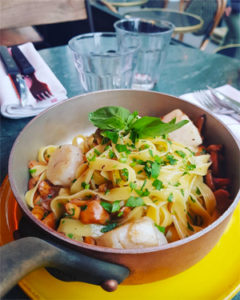 Le top des restaurants italiens sans gluten à Paris ©Little Nonna