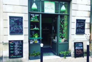 Le P'tit Chez Moi - sans gluten à Bordeaux